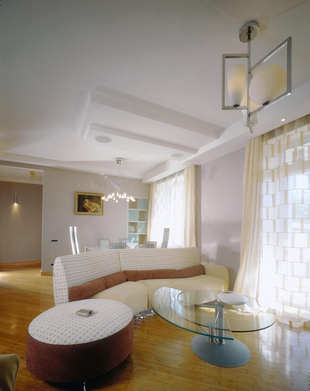 Дизайн интерьера квартиры в современном стиле. Фото.