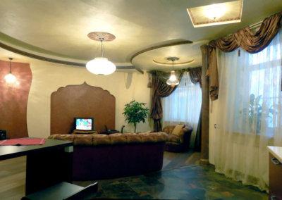 Дизайн квартиры в восточном стиле