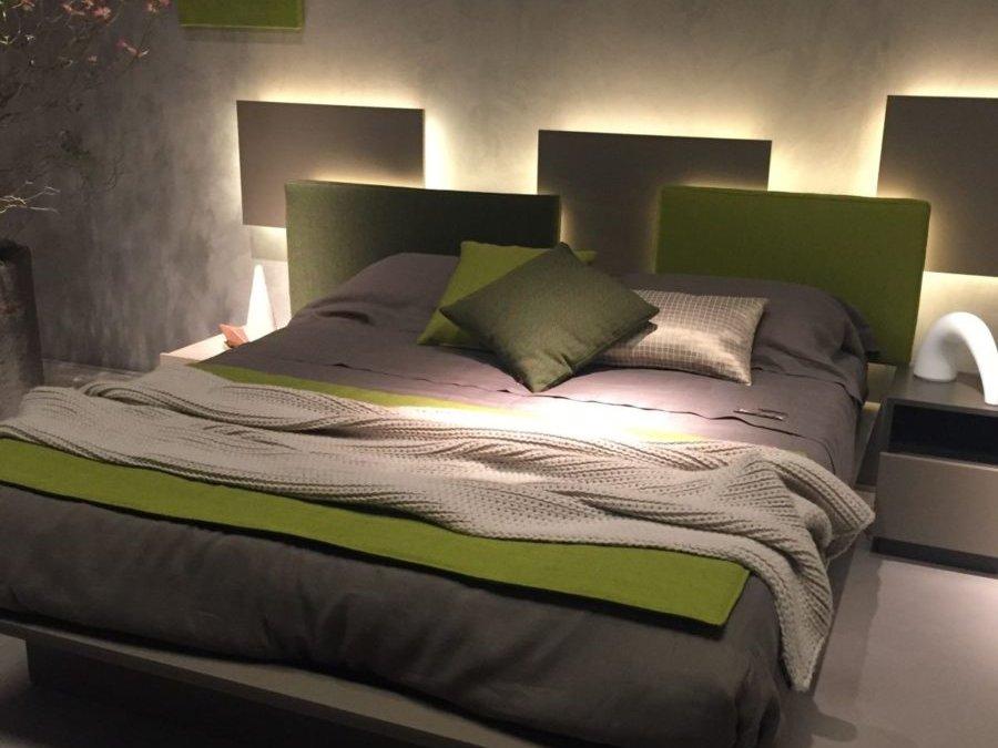 Как успешно использовать серый цвет в спальне