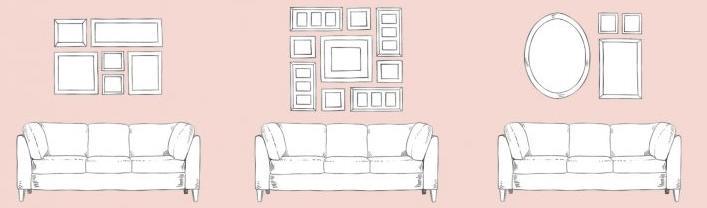 схема расположения галереи