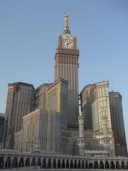 Abraj Al-Bait Clock Tower