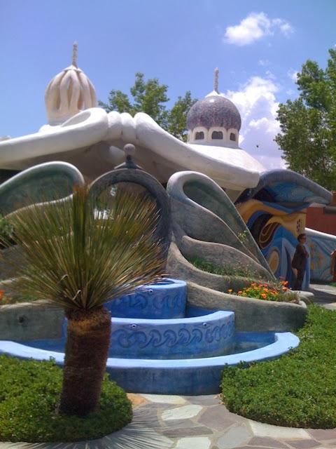 Сказочный загородный дом — ранчо Каскабель в Мексике