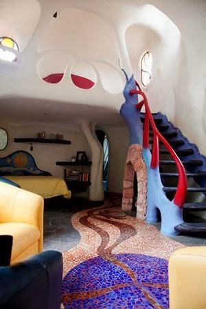Сказочный загородный дом