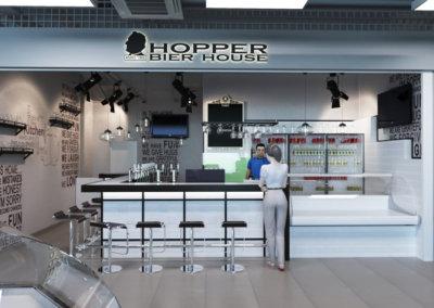 Дизайн кафе бара. Грамотный интерьер