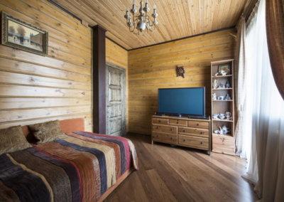 Деревянный дом. Внутренняя отделка