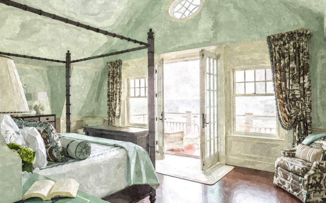 Четыре лучших цвета для вашей спальни