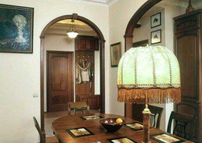 Дизайн квартиры в английском стиле. Классика в интерьере.