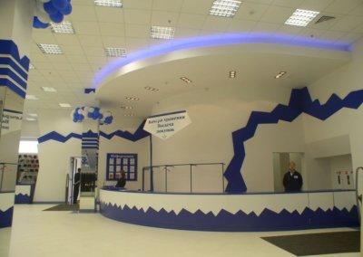 Дизайн проект женского магазина