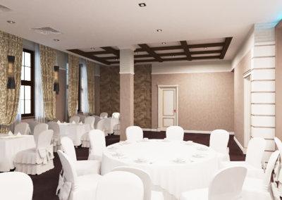 Дизайн интерьера ресторана. Цена