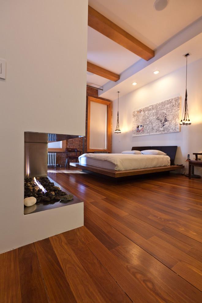 Большая, светлая спальня