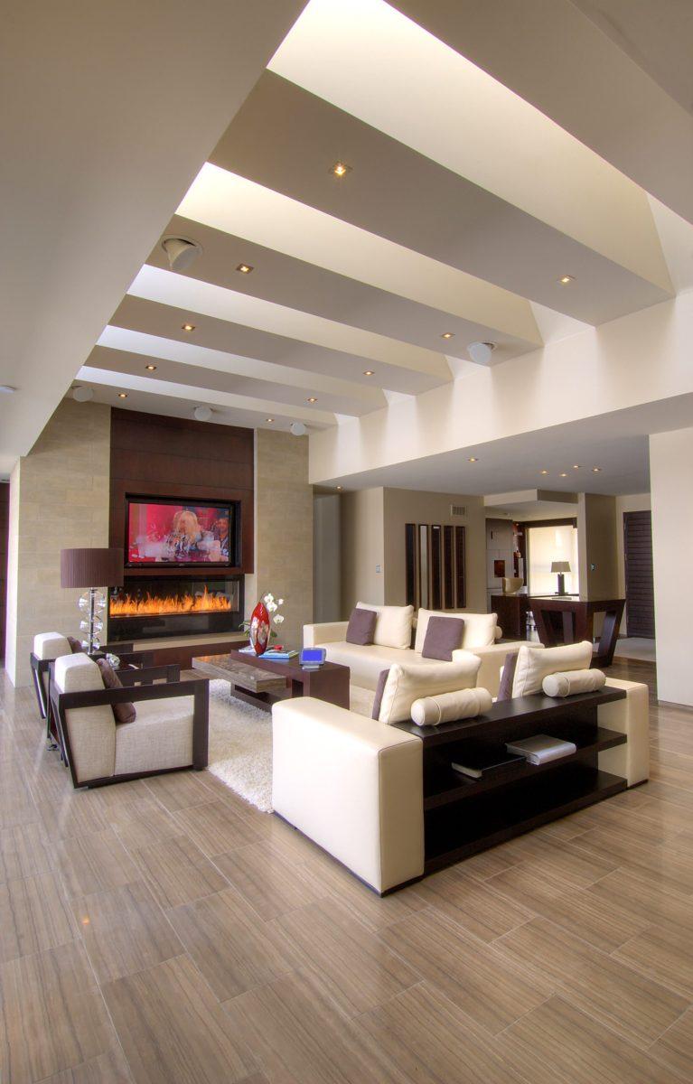 Дизайн квартиры в светлых тонах. Современный стиль